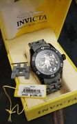 Sea Spider Model 1264 Mens Watch Transparent Face Large Size 26mm