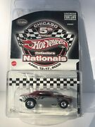 Hot Wheels 50th Annual Collectors Nationals 67 Camaro Limited Edition