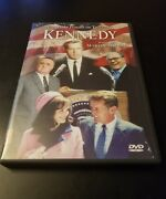 Kennedy - The Presidential Years Dvd 2003 2-disc Set Tested Free Sandh 6a