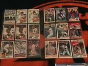 2018 Baseball H.o.f. - Detroit Tigers J.morris And A. Trammell-reduced