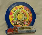 Zerboz Collector Case Blue Hold 18 Figurines And 18 Balls Toy
