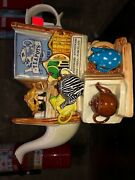 Gold Edition Teapots Through The Ages Limited Edition 98/500 Signed Paul Cardewandnbsp
