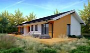 1000 Sq.ft Ecofriendly Mass Wood House Kit Solid Timber Home Prefabandnbspclt-107-2