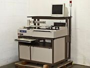 Pacific Western Systems P5nms Wafer Inspection Semi-automatic Prober Pws - As-is