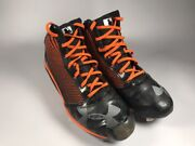 Miami Marlins Jose Fernandez 2013 Game Used Cleats