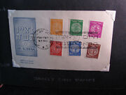 Israel Stamp Collection 1948-64 28 First Day Issue All Unaddressed