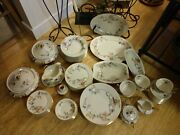 Rosenthal-continental Bavarian 18 Ivory Service For 12 China