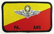 Usaf 147th Ars Air Refueling Squadron Nametag Patch