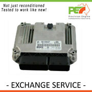Re-manufactured Oem Engine Control Module Ecm For Holden Commodore Ve