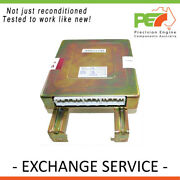 Re-manufactured Oem Engine Control Module Ecm For Mitsubishi 3000gt Jf