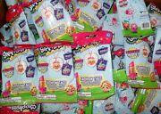 Shopkins Series 4 Fashion Tags With 1 Shopkin And Sticker Lot Of 48 Packs Sealed