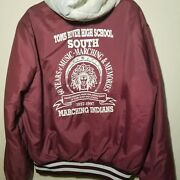 Hoodie 1997 Xl Drum Major Marching Indians Band Toms River High South 60 Years