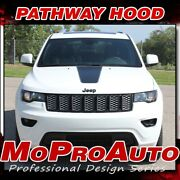 For 2011-2020 Jeep Grand Cherokee Decal 3m Pathway Hood Graphics Stripes