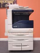 Xerox Workcentre 7835 Color Bw Printer Scan Copy Fax Network Mfp 35ppm Laser A3