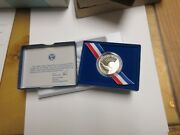 1986 United States Mint Liberty Coin Half-dollar Proof Lot Of 3 Coins