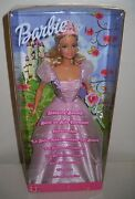 4547 Nrfb Mattel Fairytale Barbie As Sleeping Beauty Foreign Issued