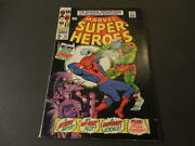 Marvel Super Heroes 14 May '68 1st Kirby Marvel Comics Silver Age    Id6229