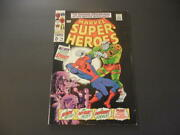 Marvel Super-heroes 14 May 1968 Silver Age Marvel Comics     Id36225