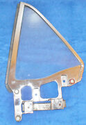 1964 1965 1966 Ford Mustang Coupe Gt Sprint Orig Ds Lh Clear Quarter Side Window