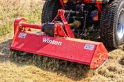 New Winton Flail Mower Wfl145 1.45m Wide