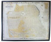 San Francisco / California / Faustand039s Map Of City And County Of San Francisco