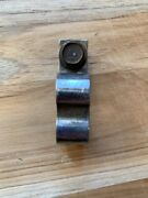 1963-64corvette Fuel Injection Balance And Vent Tube Clamp And Screw Original