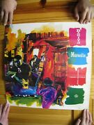 Branford Marsalis Poster I Heard You Twice The First Time Colorful Scene Quartet