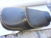 Bmw Airhead Corbin Seat For Early Cowl R80 R90 R100 -good Condition