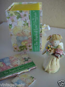 Gnomy's Diaries The Angels Of Love By Annekabouke Get Well Soon Figurine