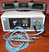 Smith And Nephew Dyonics Power Ii Control System With Ep-1 Handpiece And Foot Switch