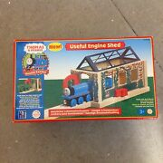 Thomas The Tank Engine Thomas And Friends Lc99381 Useful Engine Shed New Sealed