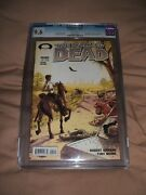The Walking Dead 2 First Print Cgc 9.6 White Pages Key Issue