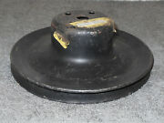 1969 Ford Mustang Mach 1 Torino Cougar Xr7 Cyclone Nos Gt 390 Water Pump Pulley