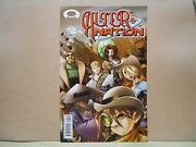 Alter Nation 4 A Of 4 2004 Image 9.0 Vf/nm Uncertified
