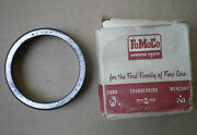 Nos 1956 Ford Front Wheel Bearing Cup Fomoco Part B6t-1202-a