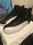Air Jordan Retro 12s Gold Wings Size 14 New With Box 100 Authentic Dead Stock