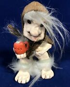 Good Luck Lake Superior Clay Sand Forest Moonshine Lady Troll Mkd S For Steele