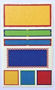 1 Module Vellum Primary Panels Mrs Grossmans Stickers Journal Boxes Shapes