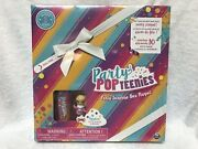 New Hayden Party Popteenies - Cutie Animal Party Surprise Box Playset W/confetti