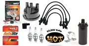 Ford 3 Cylinder Gas Tractor Electronic Ignition Conversion Kit With Hot Coil