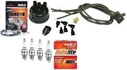 Electronic Ignition Kit 12v Ford 8n Tractor Side Mount Distributor 263844 And Up