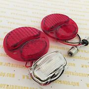 Replacement Led Units For 1928-31 Ford Model A Tail Lights - 1 Pr