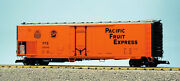 Usa Trains G Scale 50' Mechnanical Reefer R16709 Pacific Fruit Express - Sp And Up