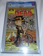 Walking Dead 103 Cgc 9.8 Graded Nm/mt Chris Giarrusso Variant Cover
