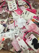100 Pc Wholesale Lot Hair Accessories Jewelry Makeup New Great Stocking Stuffers