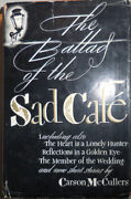 Carson Mccullers / Ballad Of The Sad Cafe Including Also The Heart Signed 1st Ed