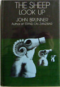 John Science Fiction Brunner / The Sheep Look Up First Edition 1972