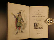 1847 Robbers And Pirates Black Beard Robin Hood Calico Jack Illustrated China 2in1