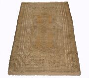 A Good Antique Turkish Rug With Muted Tones