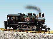 Usa Trains G Scale R20069 Dockside 0-6-0t Steam Locomotive Great Northern 9